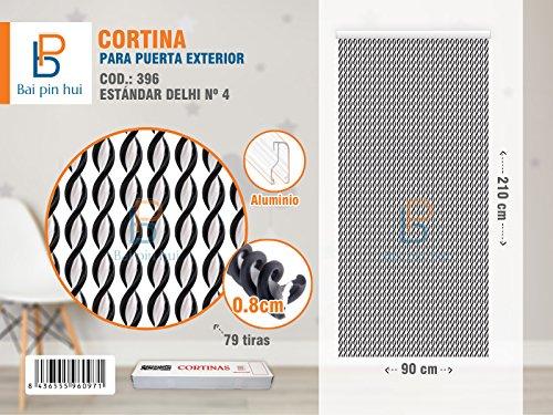 BAI PIN HUI COD.396 Cortina para puerta exterior
