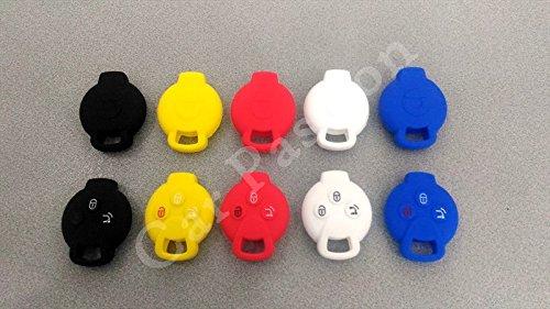 guscio-chiave-cover-smart-silicone-fortwo-451-forfour-roadster-gomma-portachiavi-rosso