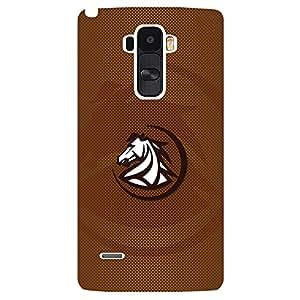 Horse face -Mobile Back Case Cover For LG G4 STYLUS