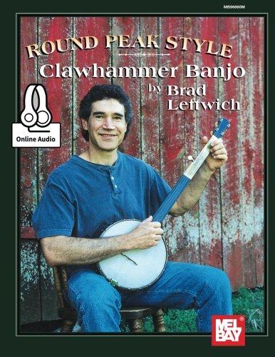 Round Peak Style Clawhammer Banjo