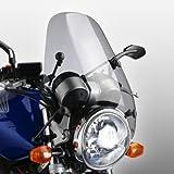 Pare Brise Puig Custom I fumé clair pour Ducati GT 1000