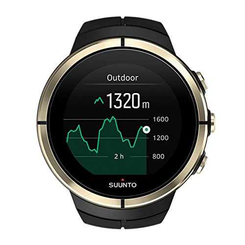 Suunto Unisex Spartan Ultra Special Edition 51mm Quartz Watch SS023303000