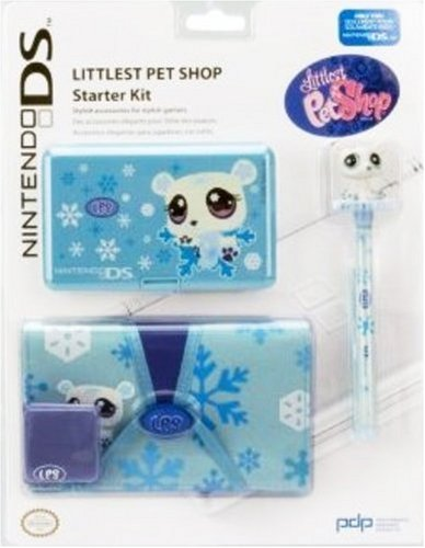 Nintendo DS Lite - Littlest Petshop Starter Kit, Eisbär - Ds-littlest Pet Shop