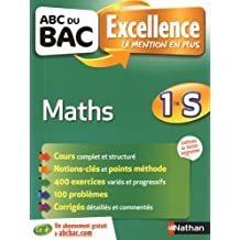 ABC du BAC Excellence Maths 1re S