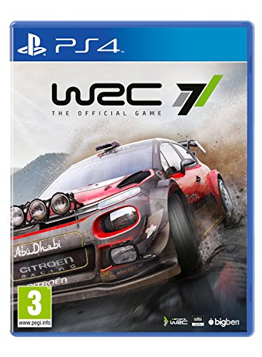 WRC 7 - The Official Game (Playstation 4) [UK IMPORT]