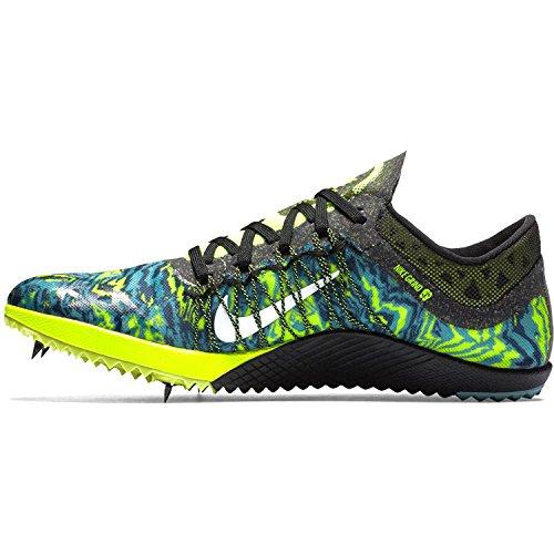 Nike Zoom Victory Xc 3, Chaussures de Running Entrainement Homme Coloris variés (coloris variés (canon / blanc - électrique - bleu escadrille))