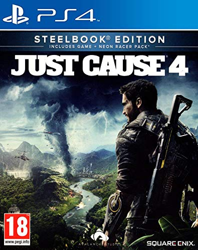 Just Cause 4 - Day One Edition Steelbook PS4 [ ]