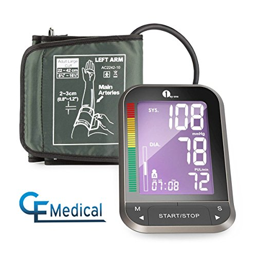 Blood Pressure Monitor of 2020