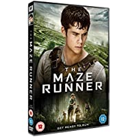 The Maze Runner [DVD] by Dylan O'Brien