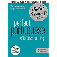 Perfect Portuguese Intermediate Course: Learn Portuguese with the Michel Thomas Method (Hodder Education Publication)