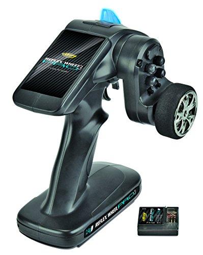 fernsteuerung 6 kanal Carson 500500052 - FS 2K Reflex Wheel Pro 3, 2.4 GHz