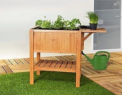 Home Garden Hochbeet Cube 1, Volumen ca. 80 L von Home Garden - Du und dein Garten