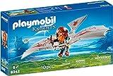 Playmobil- Enano con Máquina Voladora Juguete, (geobra Brandstätter 9342)