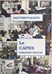 Documentaliste : le CAPES (concours i...
