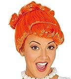 arancione parrucca cavernicolo