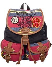 Preisvergleich für Offizielle lizenzierte Harry Potter Hogwarts Wappen Schule Rucksack Rucksack Tasche