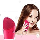 MiSMON Cepillo Limpiador Facial Eléctrico