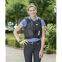 USG panel-chaleco de seguridad eco-Flexi, todo el año, unisex, color  - negro, tamaño infantil M