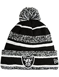 Bonnet Sport Knit P6 New Era Noir Blanc