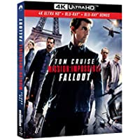 Mission impossible 6 : fallout 4k ultra hd