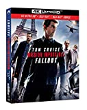 Mission : Impossible - Fallout [4K Ultra HD + Blu-ray + Blu-ray...