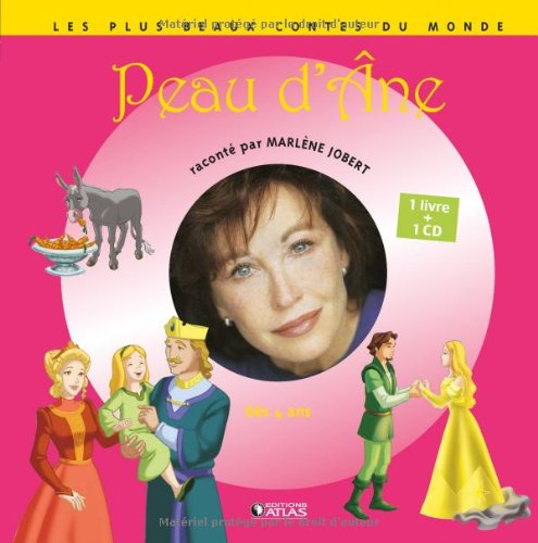 Peau d'Ane (1CD audio)