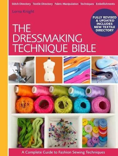 F and W Media David and Charles libros en máquina de troquelar, la costura técnica Biblia