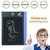 Sliwei Tavoletta da scrittura LCD, lavagna elettronica e lavagna da disegno Doodle Board, carta da disegno a mano con manoscritto regalo per bambini e adulti a 4,4 pollici