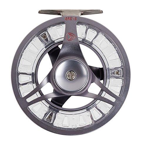 Greys GTS 700 #5/6/7 Rolle Fliegenrolle Reel Angelrolle Fly Reel Fliegenfischen (Fly Reel Mit Linie)