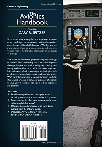 Digital Avionics Handbook (Electrical Engineering Handbook)