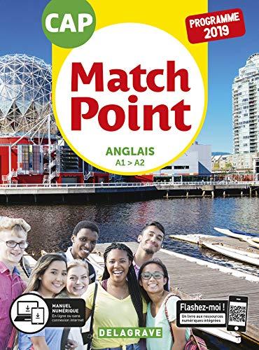Celine Cap (Match Point Anglais CAP 2019 - Pochette Eleve)