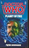 Doctor Who-Planet of Fire (A Target book)