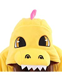 Kigurumi Pyjamas Unisexe Adulte Costume Cosplay Animaux Onesie de Deguisement dragon