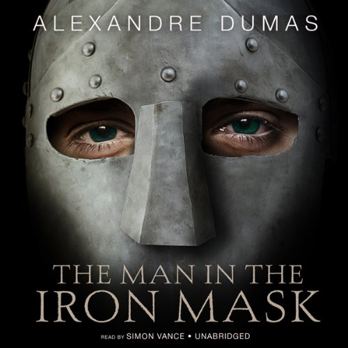 The Man in the Iron Mask  Audiolibri
