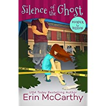 Silence Of The Ghost (Murder By Design Book 2) (English Edition)