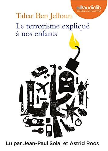 Le Terrorisme expliqué à nos enfants: Livre audio 1 CD MP3