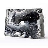 BERYLX Housse de Protection Rigide en Plastique pour MacBook Air 13' A1932 Motif...