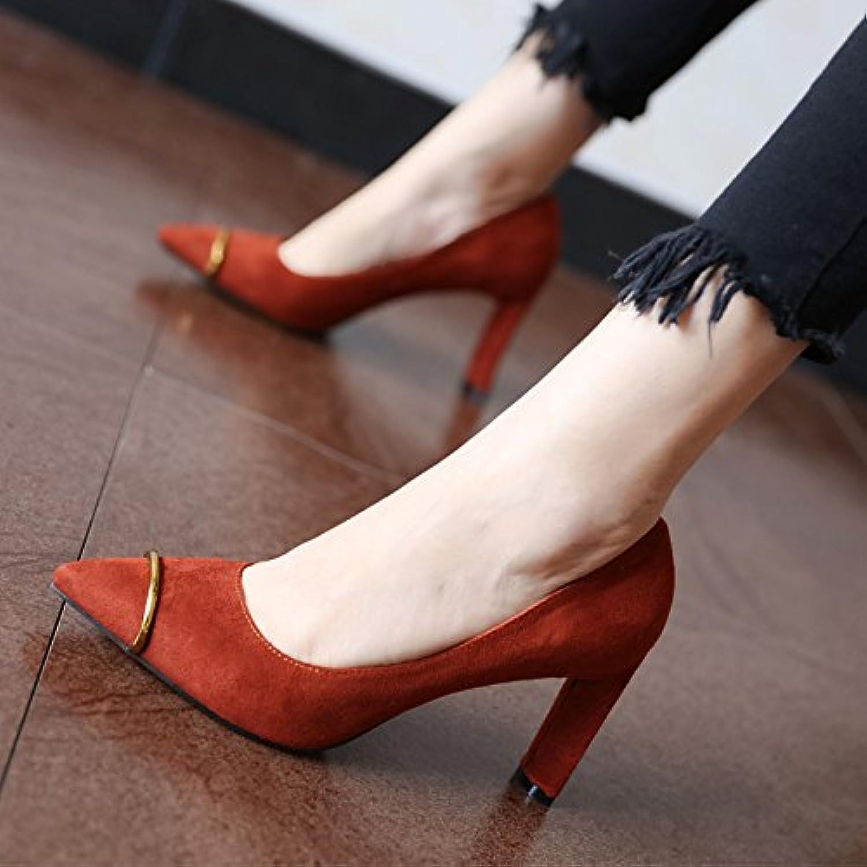 9e132f69d51bab au au au printemps et à l'automne, la personnalité flyrcx chaussures mode  unique des femmes a des chaussures à talons hauts b0795vmf1w parent à  faible ...
