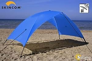 Tente de plage EASY DUO SKINCOM ANTI UV BLEU