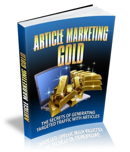 Article Marketing Gold par Aurore Lamanon