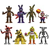 Funko Five Nights at Freddy's 4 Figure Pack 1 & Pack 2