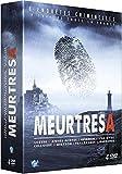Meurtres à... - Grands Enquêtes Criminelles - Intégrale - Coffret DVD