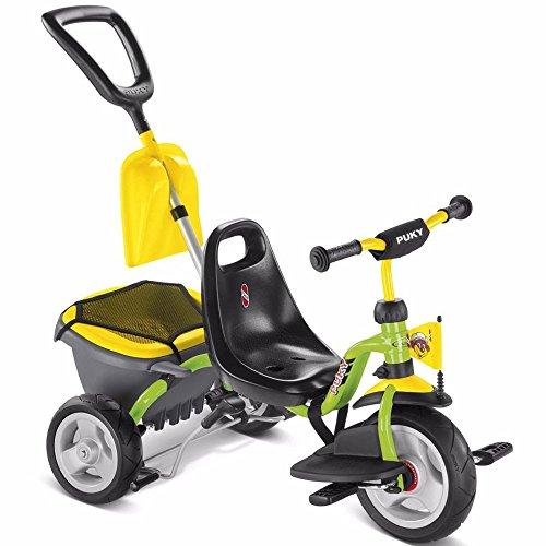 Preisvergleich Produktbild Puky Dreirad CAT 1 SP grün/gelb