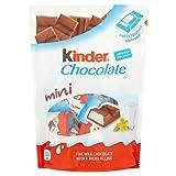 Kinder Cioccolato Sacchetto Minis 108g