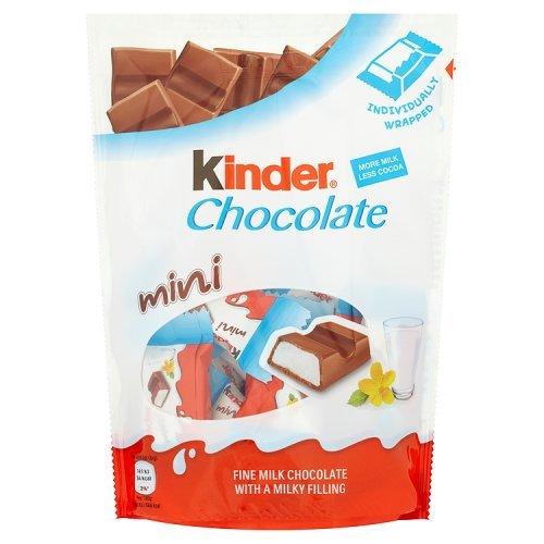 Kinder El Chocolate Bolsa Minis 108g