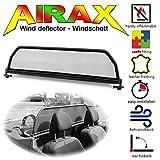 AIRAX Windschott für Peugeot 207 CC mit Schnellverschluss