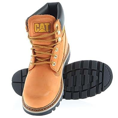 Cat Footwear , Bottes de ski homme - Orange - Burnt Orange, 42 EU