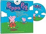 Livre-CD Peppa-Pig