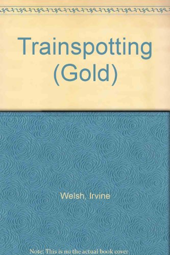 Book cover for Trainspotting