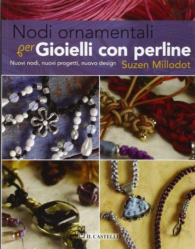 Nodi ornamentali per gioielli con perline